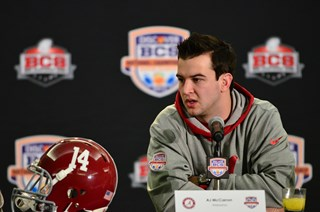 BCS Press Conferences Day 1
