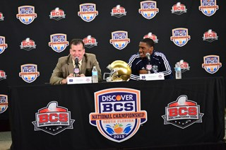 BCS Press Conferences Day 2