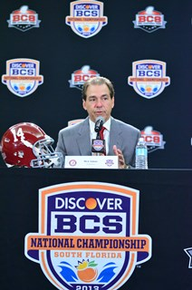 BCS Coaches' Press Conference