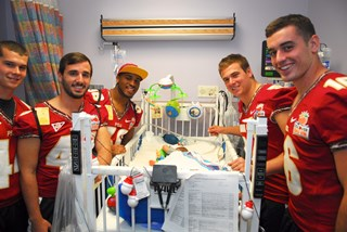 FSU at Joe Dimmagio Children's Hospital