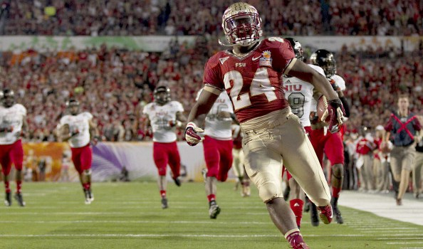 Seminoles Roll Huskies