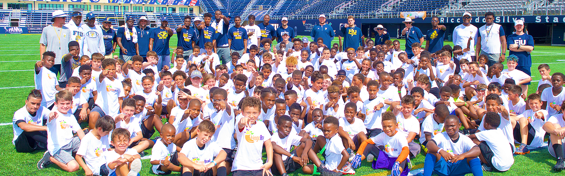 Orange Bowl Youth Football Alliance presented by Metro by T-Mobile ... 80423154e