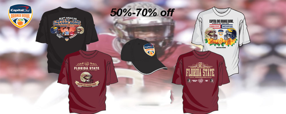 Click Here to Purchase Discounted Orange Bowl Merchandise&#33&#59;
