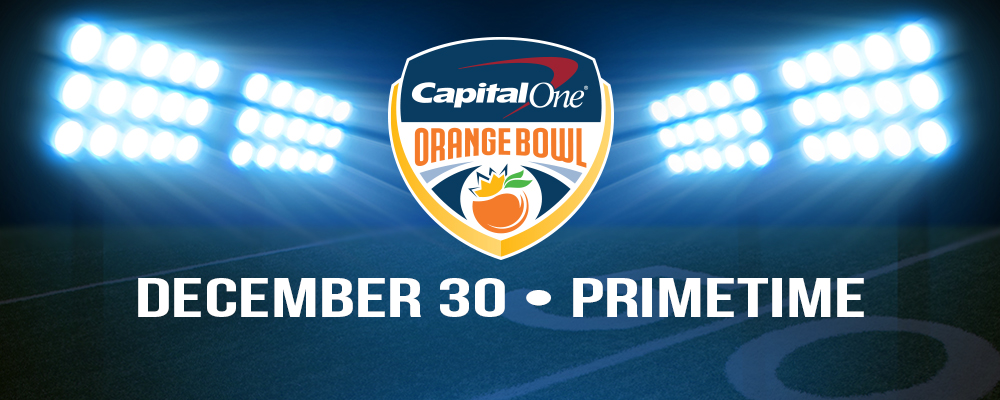 83rd Capital One Orange Bowl Returns to Traditional Night Time Start