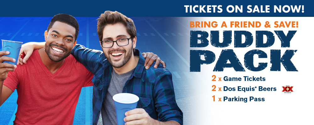 Purchase your buddy pack tickets today&#33&#59;