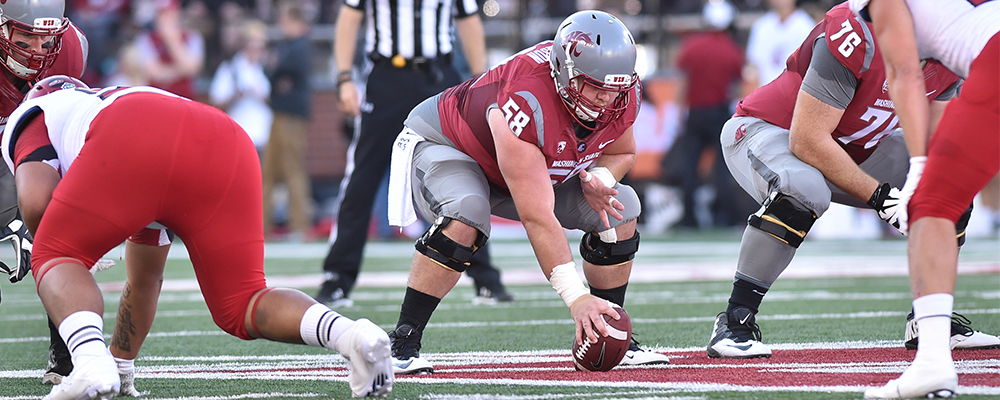 WASHINGTON STATE&#8217&#59;S RILEY SORENSON NOMINATED FOR THE CAPITAL ONE ORANGE BOWL-FWAA COURAGE AWARD