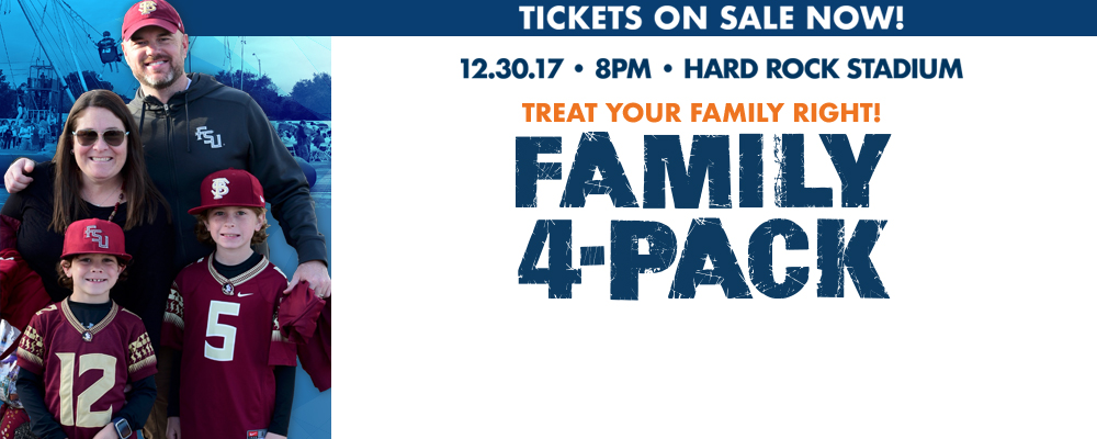 Treat your family right with the family 4-pack&#33&#59;