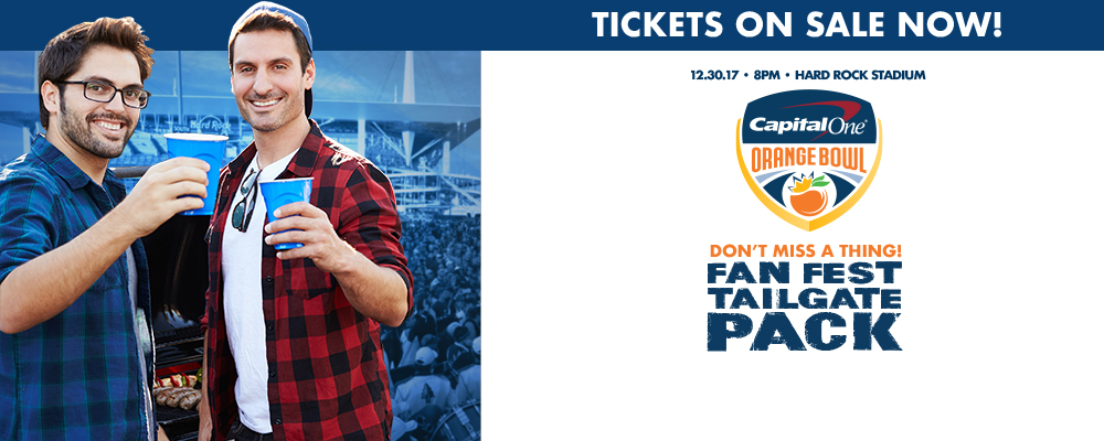 Click here to purchase your Fan Fest Tailgate Pack today&#33&#59;