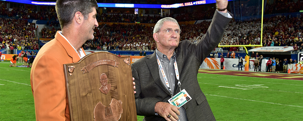 Orange Bowl Announces 2016 Hall of Fame Class