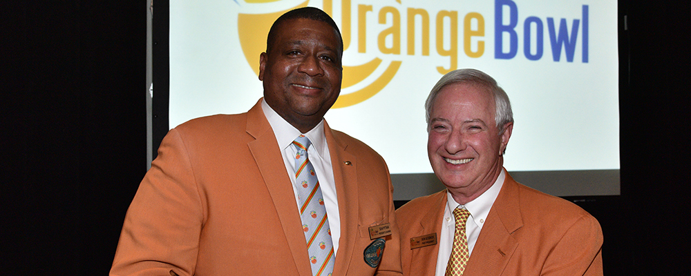 Sean Pittman Installed as Orange Bowl Committee President &#38&#59; Chair