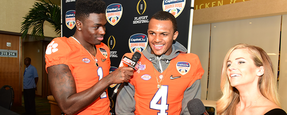 Take a Look at the Photo Galleries from the Capital One Orange Bowl