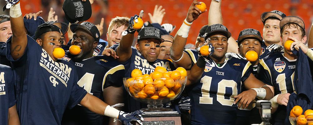 Check Out the Photos from the 2014 Capital One Orange Bowl