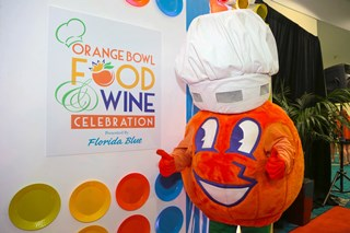 2018 Orange Bowl Food & Wine Celebration
