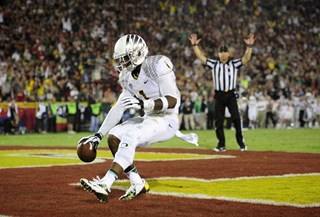 The Best From 2012 College Football's Week Ten