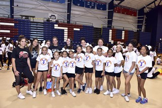 2018 OBYFA Cheer Camp
