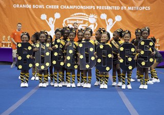 2017 Orange Bowl Cheer Championships