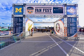 2016 Capital One Orange Bowl Fan Fest