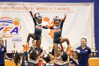 2019 Orange Bowl Cheer Championships