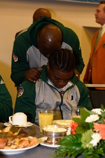 2017 Orange Bowl Prayer Breakfast