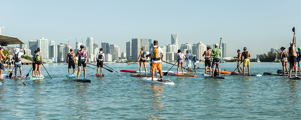 Windhaven Insurance Orange Bowl Paddle Championship to be Held at Miami Marine Stadium Flexpark
