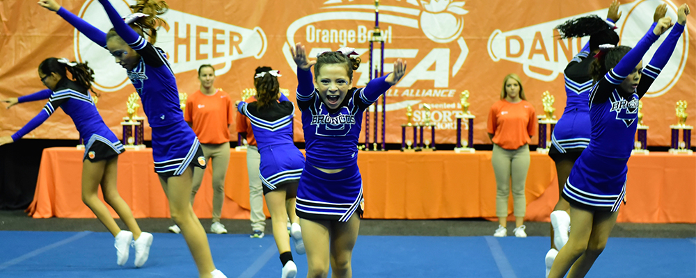 Register Today for the OBYFA Cheer Camp&#33&#59;