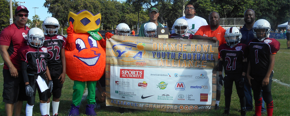 Orange Bowl Park of the Week Visits Four Parks Across Miami-Dade County