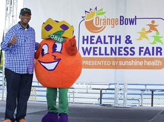 2015 Orange Bowl Health & Wellness Fair