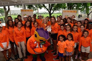 "Orange Bowl ""Drive for Excellence"" Golf Program"