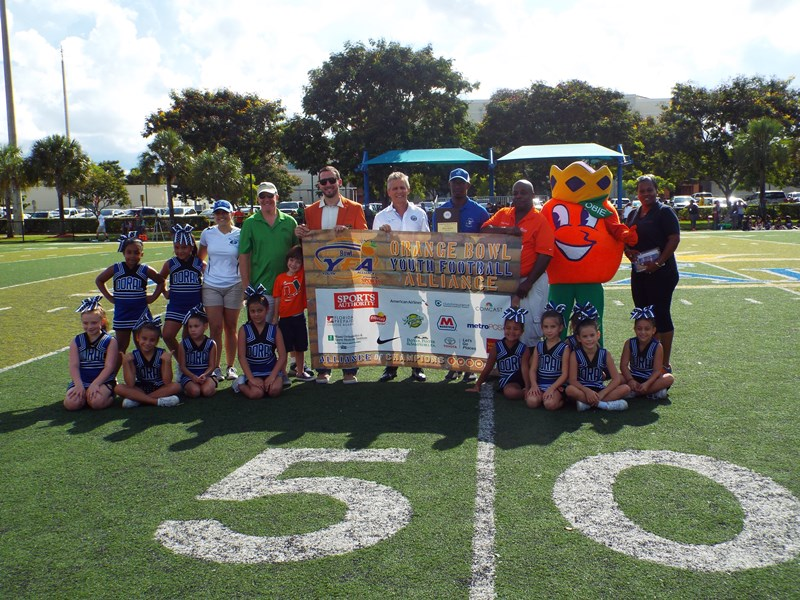 Orange Bowl Park of the Week Visits Five Parks in Miami-Dade County ... 7d06f0eae