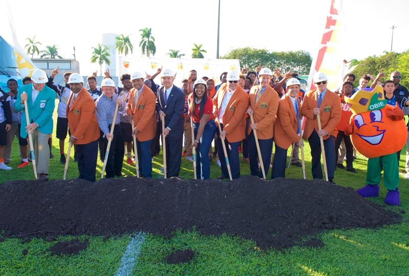 HarrisField_Groundbreaking